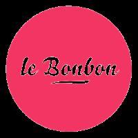 """Image représentant le logo du blog """"le bonbon"""", qui est un blog ayant fait un article sur le Casa Leya"""