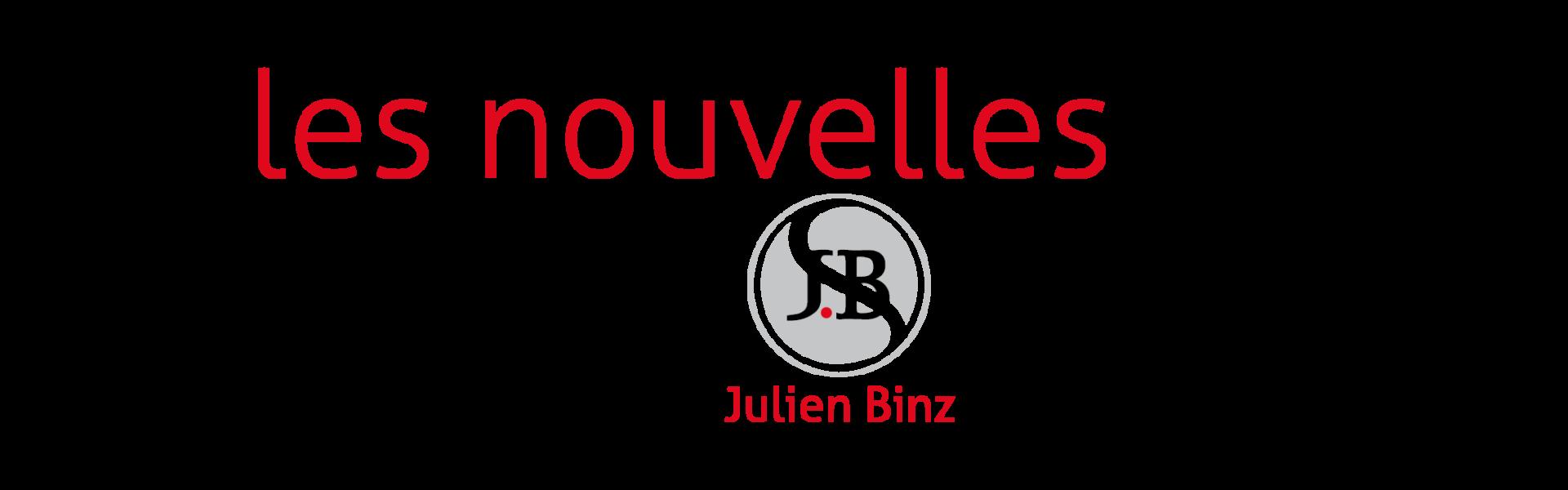 """Image représentant le logo du magazine """"Lesnouvelles"""", qui est un magazine ayant fait un article sur le Casa Leya"""